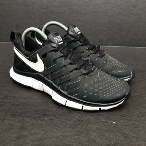 Nike Free Trainer 5.0 Black Shoes Size 7.5
